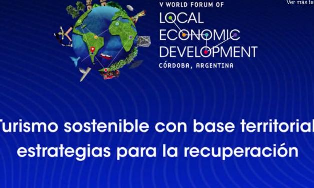 Desarrollo territorial y turismo sostenible: hacia la recuperación post covid19
